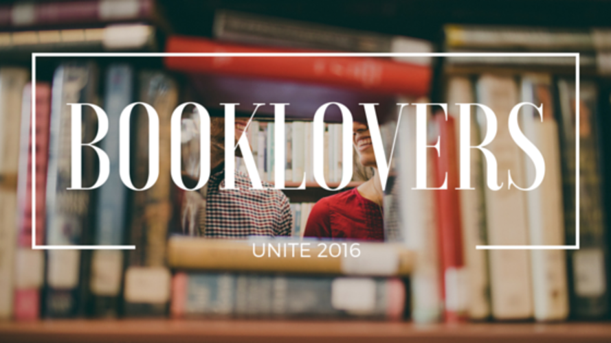 BOOKLOVERS UNITE 2016